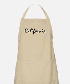 California BBQ Apron