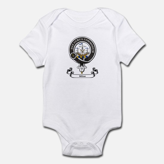 Badge-Milne Baby Light Bodysuit