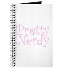 Pink Pretty Nerdy Journal