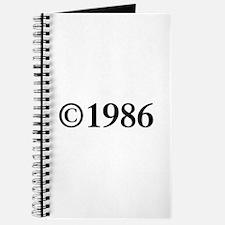 Copyright 1986-Tim black Journal