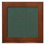 Tartan - Mull dist. Framed Tile