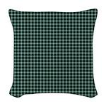 Tartan - Mull dist. Woven Throw Pillow