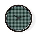 Tartan - Mull dist. Wall Clock