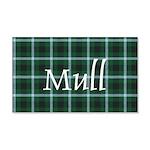 Tartan - Mull dist. 20x12 Wall Decal