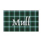 Tartan - Mull dist. 35x21 Wall Decal