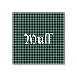 Tartan - Mull dist. Square Sticker 3
