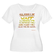 Unforseen Eve T-Shirt