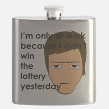 I'm only at work Flask