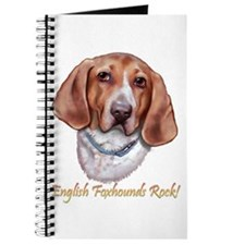 English Foxhounds Rock Journal