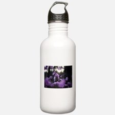 Purple Azaleas of Hope Water Bottle