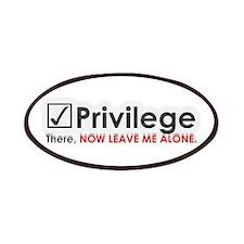 Check Privilege Patch