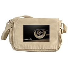 Cute Automobile wheels Messenger Bag
