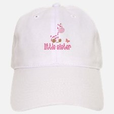 Little Sister Giraffe Baseball Baseball Cap