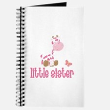 Little Sister Giraffe Journal
