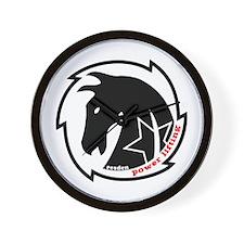 Resden Power Lifting Logo Wall Clock