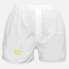 Lamp of Knowledge Boxer Shorts
