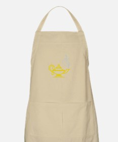 Lamp of Knowledge Apron