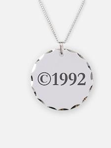 Copyright 1992-Gar gray Necklace