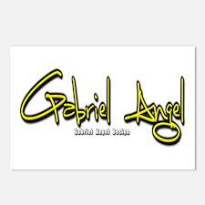 Gabriel Angel Postcards (Package of 8)