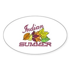Indian Summer Decal