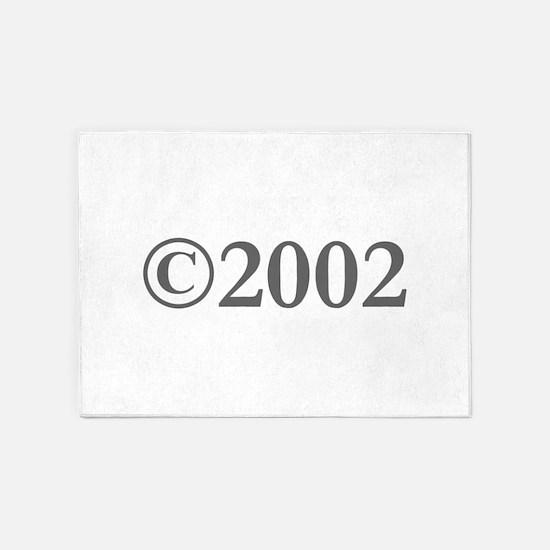 Copyright 2002-Gar gray 5'x7'Area Rug