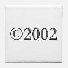 Copyright 2002-Gar gray Tile Coaster