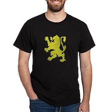 Lion Power - Yellow T-Shirt