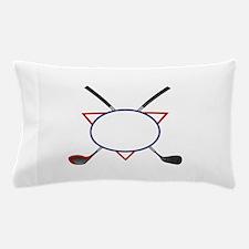 Golf Logo Pillow Case