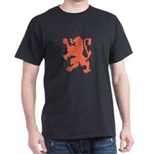 Lion Power - Light Orange T-Shirt