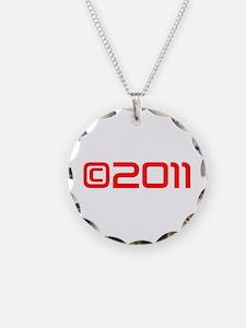 Copyright 2011-Sav red Necklace