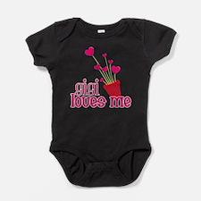 Gigi Loves Me Baby Bodysuit
