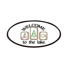 Welcome To The Lake Patch