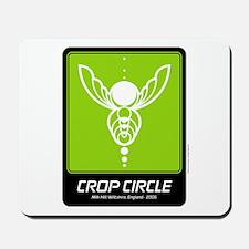 Milk Hill Crop Circle Mousepad