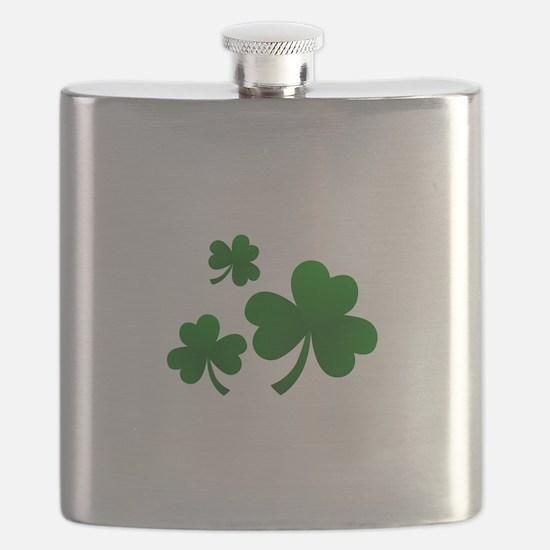 Clovers Flask