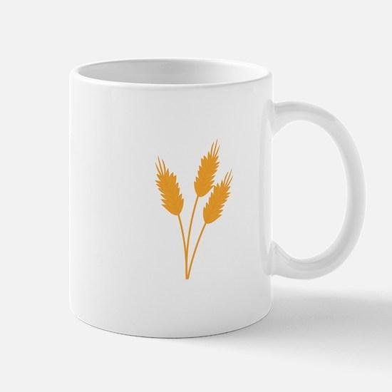 Wheat Stalk Mugs