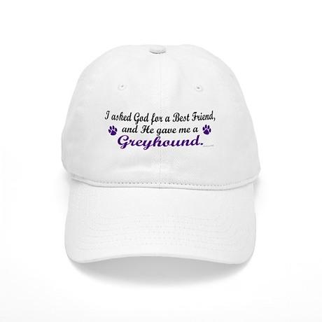 God Gave Me A Greyhound Cap