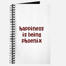 happiness is being Phoenix Journal