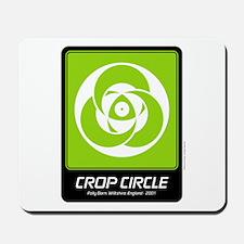 Folly Barn Crop Circle Mousepad