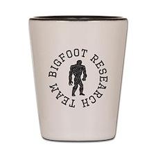 Bigfoot Research Team (Distressed) Shot Glass