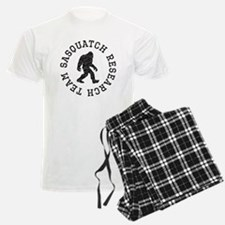 Sasquatch Research Team (Distressed) Pajamas