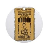 Houdini Ornaments