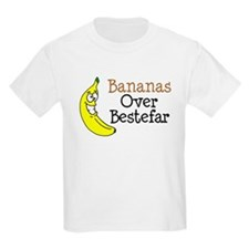 Bananas Over Bestefar T-Shirt