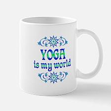 Yoga is my World Mug