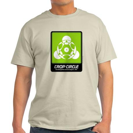Berranburgh Field Crop Circle Light T-Shirt