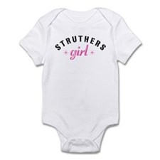Struthers Girl Infant Bodysuit