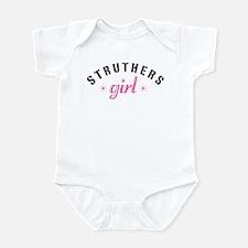Struthers Girl Infant Bodysuit