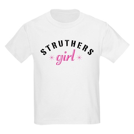 Struthers Girl Kids Light T-Shirt