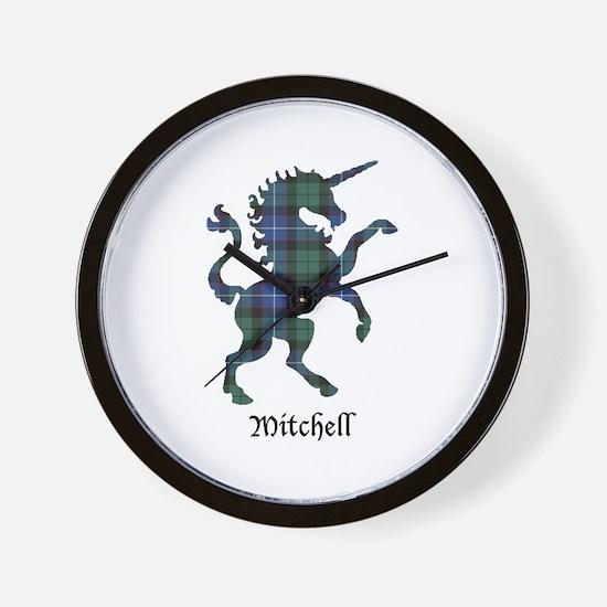 Unicorn-Mitchell Wall Clock