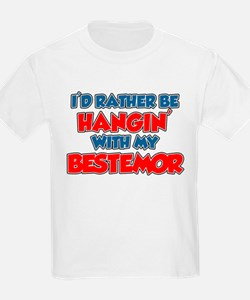 Rather Be With Bestemor T-Shirt