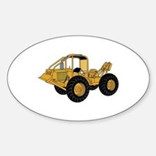Skidder Decal